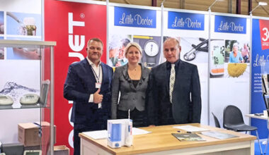 Aquajet and Little Doctor Europe Sp. at the exhibition Medbaltica 2019, Latvia